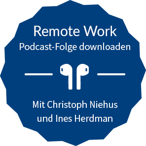 "Podcast ""remote work bei Kristronics"""